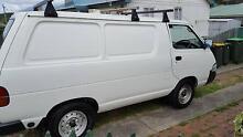 1995 Toyota Townace Van/Minivan Warrane Clarence Area Preview