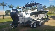 Quintrex 5.7 Freedom Sport Bow Rider Caboolture Caboolture Area Preview