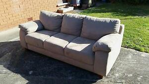 3 seater couch Croydon Park Canterbury Area Preview