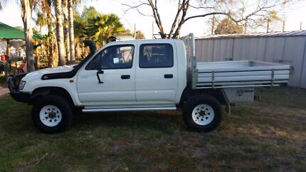2004 Toyota Hilux Ute Brigalow Dalby Area Preview