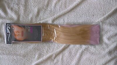 """Hairaisers Pink Remy Clip In Hair Extensions 16"""" - P16/24 Blondes"""