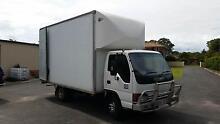 Izuzu NPR 200 Pantech Truck 2002 Burpengary Caboolture Area Preview