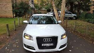 AUDI A3 2010 1.8L TURBO SLINE TFSI LOW KMS AUTO EXCELLENT CAR Chatswood Willoughby Area Preview
