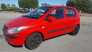2010 Hyundai Getz, 5 Doors, Free National Warranty!!! Maddington Gosnells Area Preview