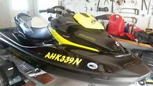 seadoo RXTX260RS ONLY15 HOURS Port Macquarie Port Macquarie City Preview