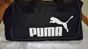 Puma Sports Bag - Large (Black) Lenah Valley Hobart City Preview