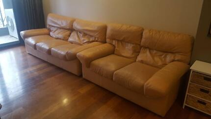 2 and 3 seater couch/sofa/lounge set