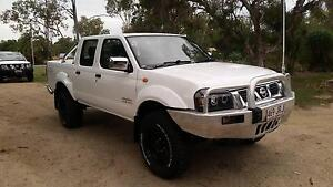 2006 Nissan Navara Ute Biloela Banana Area Preview