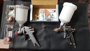 Spray Guns - ANEST IWATA - WORKQUIP Burnie Burnie Area Preview