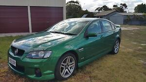 2011 Holden Commodore SV6 Sedan Poison Ivy Green Immaculate Condi Angaston Barossa Area Preview