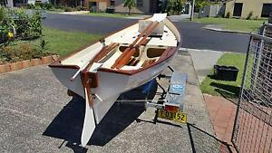 Whitehall Rowing Skiff 13ft - Flying Cloud Evans Head Richmond Valley Preview