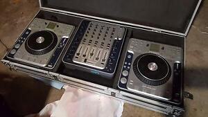 DJ Equipment - Stanton Mixer & CD Players Doncaster East Manningham Area Preview