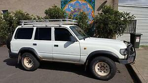 1995 Toyota LandCruiser Wagon Geelong West Geelong City Preview