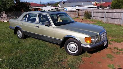 mercedes benz 380sel  REDUCED MUST SELL Scottsdale Dorset Area Preview