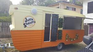 Successful Retro Food Van Business Clontarf Redcliffe Area Preview