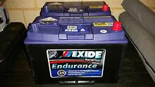 4WD/BOAT BATTERY  EXIDE N70ZZLMF H/DUTY 750CCA Falcon Mandurah Area Preview