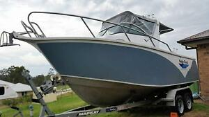Noble International 5.8m Centre Cab Boat Withcott Lockyer Valley Preview