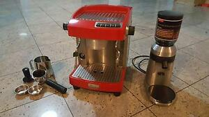 Sunbeam EM6910 Cafe Series Coffee Machine & Grinder EM0480 Little Bay Eastern Suburbs Preview