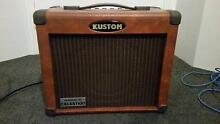 Kustom KAA16 acoustic amplifier Southern River Gosnells Area Preview
