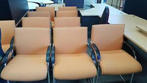 CHAIRS cafe home reception work office chair seating business Murarrie Brisbane South East Preview