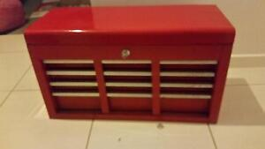 Tool box red Carseldine Brisbane North East Preview