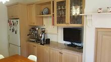 Kitchen for Sale Solid Tasmanian Oak with granite benchtops Adelaide CBD Adelaide City Preview