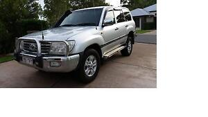 2006 Toyota LandCruiser 100 series 8 seater Diesel Wagon Coomera Gold Coast North Preview