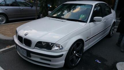 2000 BMW 3 Sedan Carlton Melbourne City Preview