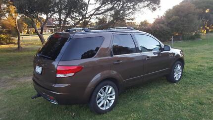 2015 Ford Territory TS Diesel Automatic SUV