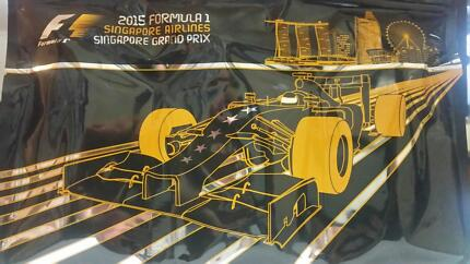 2015 SINGAPORE F1 GRAND PRIX Bayswater Bayswater Area Preview