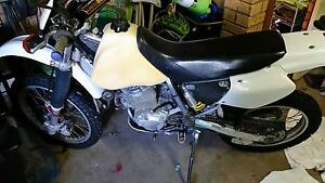 Honda XR400 Grafton Clarence Valley Preview