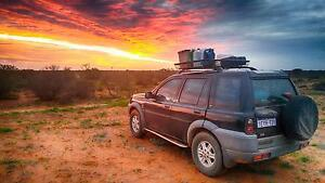 2002 Land Rover Freelander Wagon Melbourne CBD Melbourne City Preview