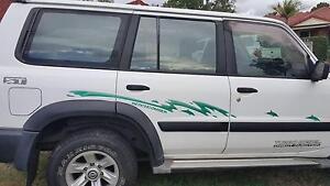 2003 Nissan Patrol Wagon Tingalpa Brisbane South East Preview