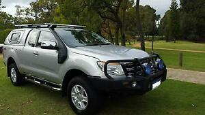 2012 Ford Ranger Space cab Ute.Immaculate condition.ALL SET TO GO Como South Perth Area Preview