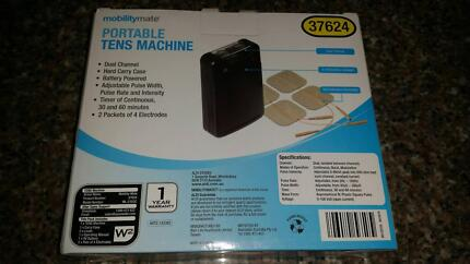 Portable Tens Machine (brand new in box) Palm Beach Pittwater Area Preview