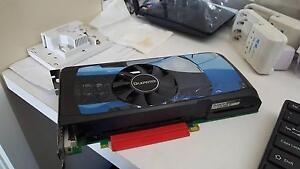 Leadtek GTX560 Ti Video Card with dual power ports used Aldinga Morphett Vale Area Preview