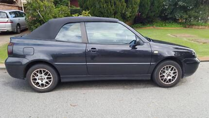 1999 Volkswagen Golf Convertible, Automatic, 2.0L Riverton Canning Area Preview