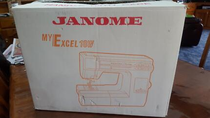 Janome Sewing Machine North Geelong Geelong City Preview