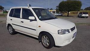 2000 Mazda 121,Free Warranty, Low KM!!! Maddington Gosnells Area Preview