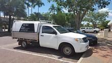 2008 Toyota Hilux Ute Millner Darwin City Preview