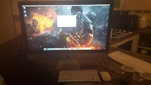 27 inch apple imac perfect condition Caroline Springs Melton Area Preview