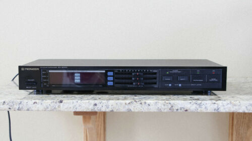 Hard-to-Find, and Very Clean, Pioneer EX9000 Dynamic Range Expander