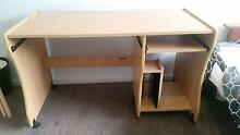 Bright desk with storage Old Toongabbie Parramatta Area Preview