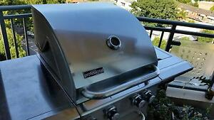 Stainless steel - Cucina Profesional bbq with side burner Annandale Leichhardt Area Preview