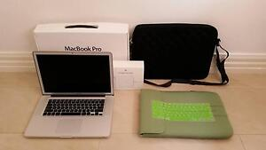 APPLE MACBOOK PRO 15- LATE 2011: i7 2.4GHz, 8GB, 256GB, HIGH RES Seabrook Hobsons Bay Area Preview