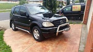Mercedes-Benz ML 4x4 Luxury 7Seats Reg & Rwc Sydenham Brimbank Area Preview