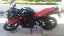 2013 HONDA CBR250R SE Mugen MOTORCYCLE Kelvin Grove Brisbane North West Preview