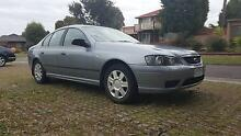 2006 Ford Falcon Sedan Rowville Knox Area Preview