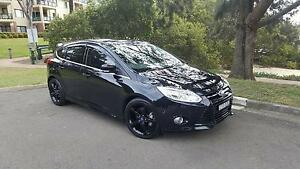 2014 Ford Focus Titanium Hatchback Belfield Canterbury Area Preview