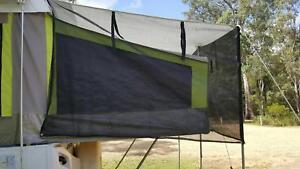 POP UP Caravan/Caravan BED FLY SETS - NEW
